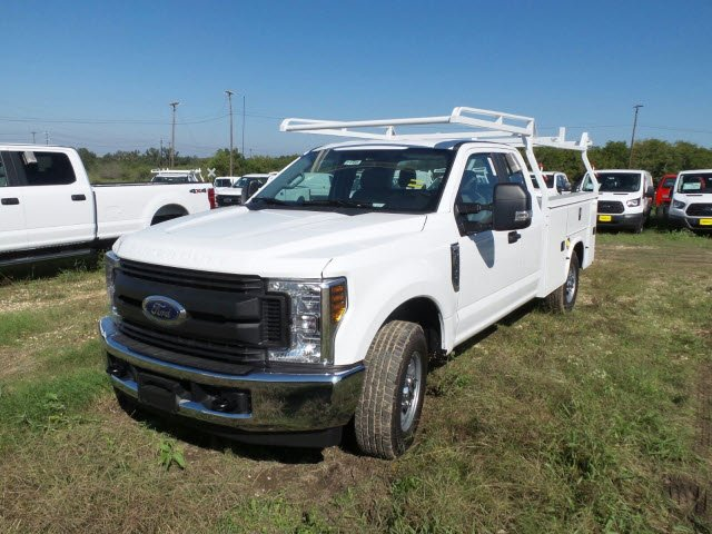 2018 F-250 Super Cab 4x2,  Knapheide Standard Service Body #182344 - photo 1