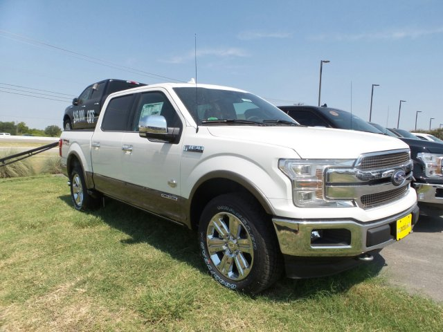 2018 F-150 SuperCrew Cab 4x4,  Pickup #182439 - photo 1