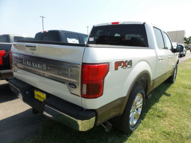 2018 F-150 SuperCrew Cab 4x4,  Pickup #182439 - photo 2