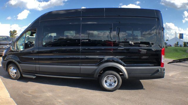 2018 Transit 350 HD High Roof DRW 4x2,  Passenger Wagon #182768 - photo 11