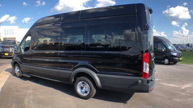 2018 Transit 350 HD High Roof DRW 4x2,  Passenger Wagon #182768 - photo 2