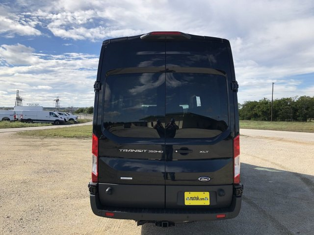 2018 Transit 350 HD High Roof DRW 4x2,  Passenger Wagon #182768 - photo 13