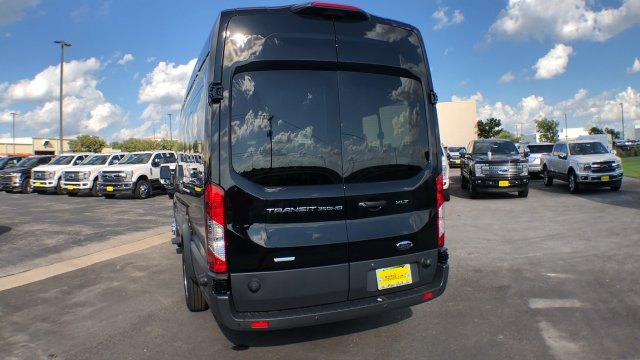 2018 Transit 350 HD High Roof DRW 4x2,  Passenger Wagon #182768 - photo 14