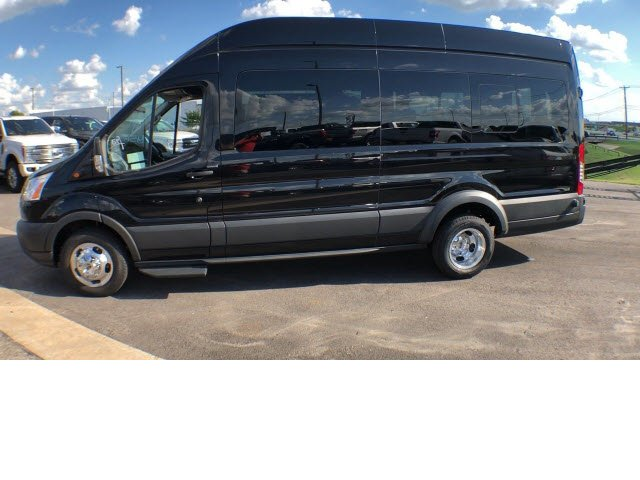 2018 Transit 350 HD High Roof DRW 4x2,  Passenger Wagon #182768 - photo 15