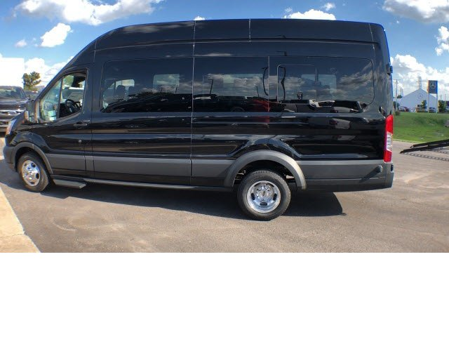 2018 Transit 350 HD High Roof DRW 4x2,  Passenger Wagon #182768 - photo 17