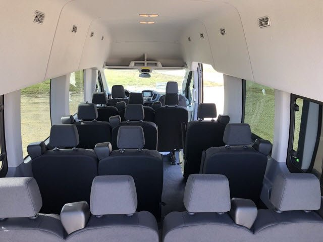 2018 Transit 350 HD High Roof DRW 4x2,  Passenger Wagon #182768 - photo 18