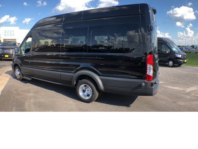 2018 Transit 350 HD High Roof DRW 4x2,  Passenger Wagon #182768 - photo 19
