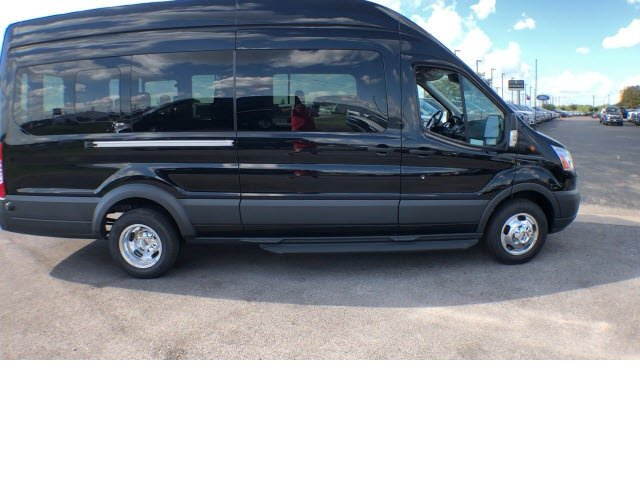 2018 Transit 350 HD High Roof DRW 4x2,  Passenger Wagon #182768 - photo 32