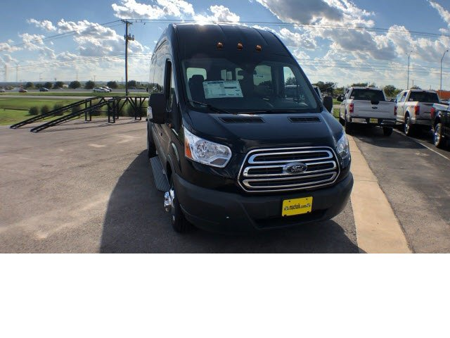 2018 Transit 350 HD High Roof DRW 4x2,  Passenger Wagon #182768 - photo 43