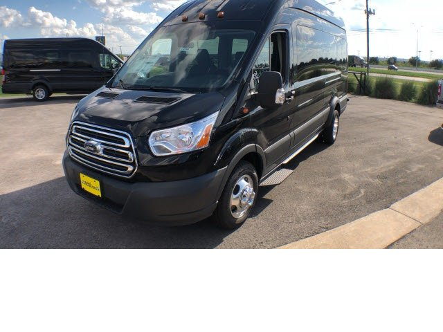 2018 Transit 350 HD High Roof DRW 4x2,  Passenger Wagon #182768 - photo 45