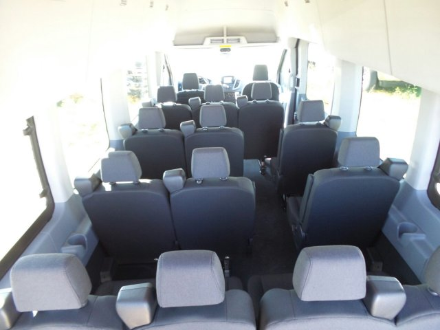2018 Transit 350 HD High Roof DRW 4x2,  Passenger Wagon #182839 - photo 22