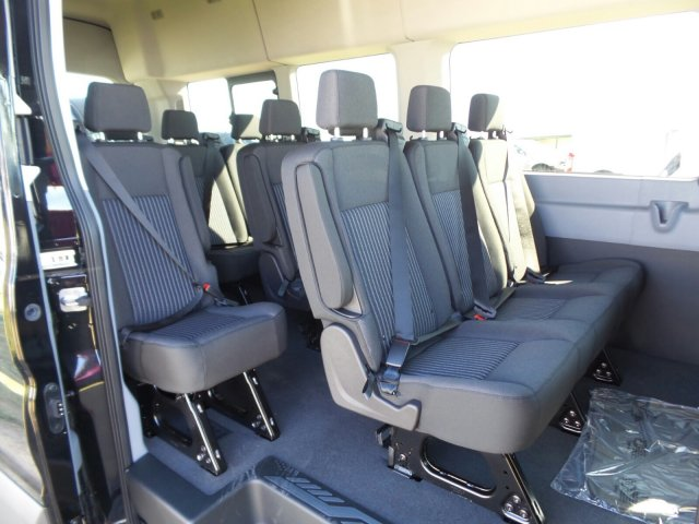 2018 Transit 350 HD High Roof DRW 4x2,  Passenger Wagon #182839 - photo 33
