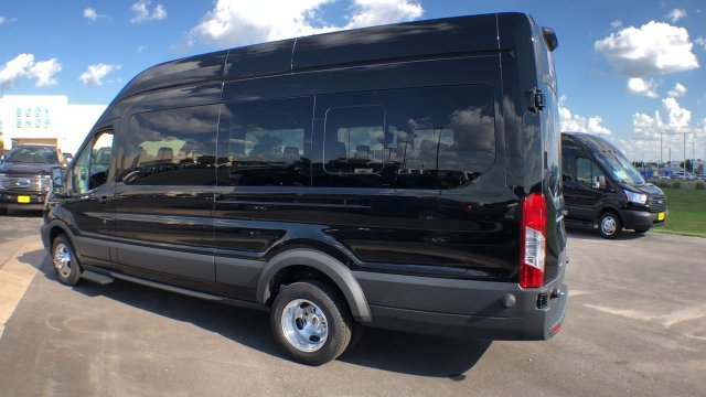 2018 Transit 350 HD High Roof DRW 4x2,  Passenger Wagon #182839 - photo 2