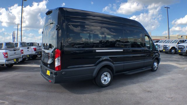 2018 Transit 350 HD High Roof DRW 4x2,  Passenger Wagon #182863 - photo 10