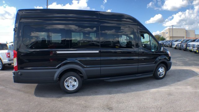 2018 Transit 350 HD High Roof DRW 4x2,  Passenger Wagon #182863 - photo 11