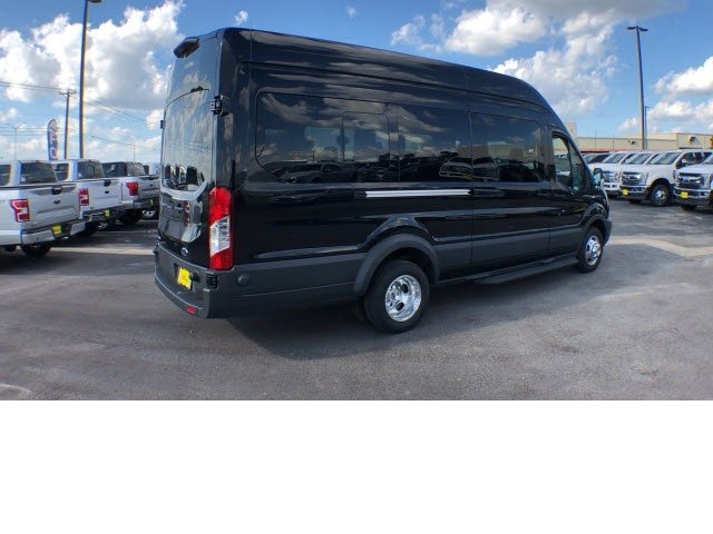 2018 Transit 350 HD High Roof DRW 4x2,  Passenger Wagon #182864 - photo 10