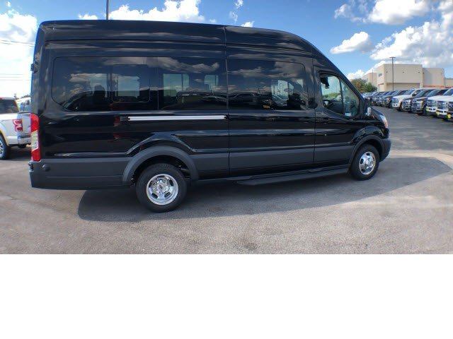 2018 Transit 350 HD High Roof DRW 4x2,  Passenger Wagon #182864 - photo 11