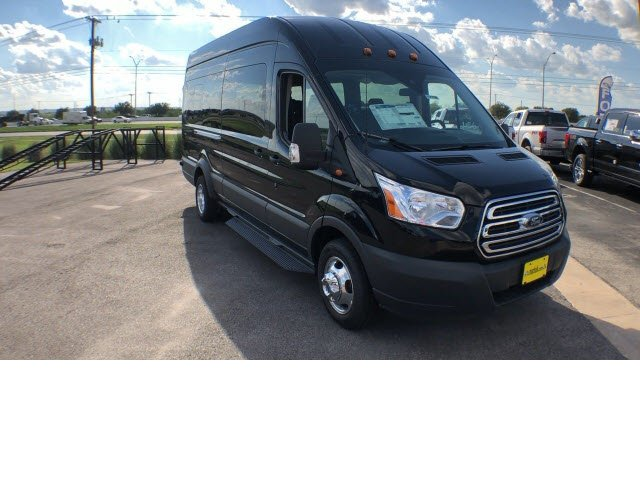 2018 Transit 350 HD High Roof DRW 4x2,  Passenger Wagon #182864 - photo 18