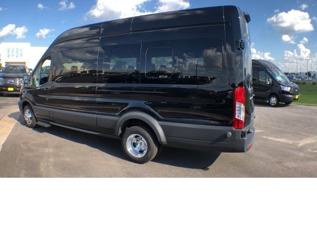 2018 Transit 350 HD High Roof DRW 4x2,  Passenger Wagon #182864 - photo 2