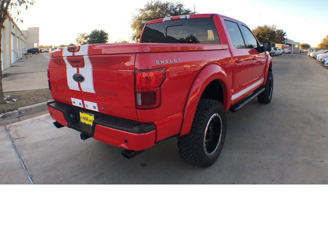 2018 F-150 SuperCrew Cab 4x4,  Pickup #182883 - photo 6