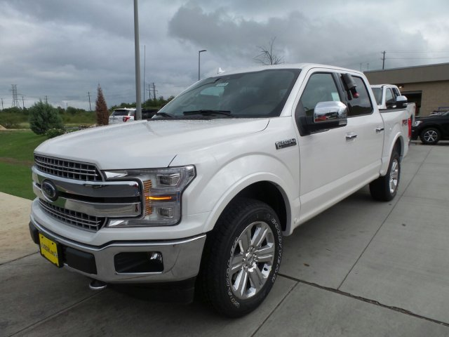 2018 F-150 SuperCrew Cab 4x4,  Pickup #183136 - photo 1