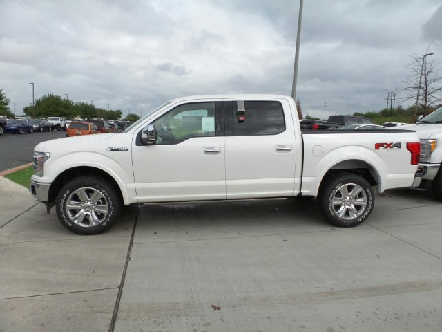 2018 F-150 SuperCrew Cab 4x4,  Pickup #183136 - photo 3