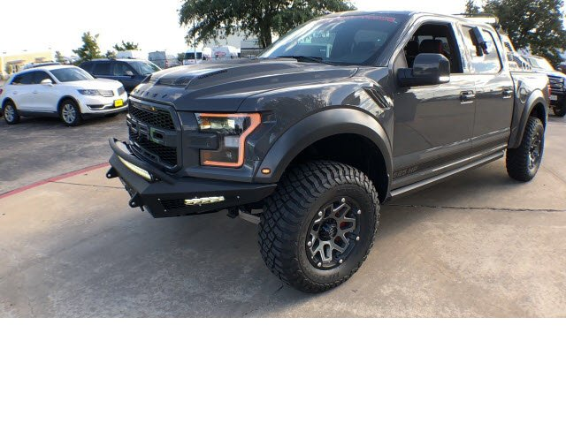 2018 F-150 SuperCrew Cab 4x4,  Pickup #183140 - photo 12