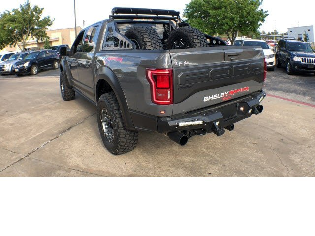 2018 F-150 SuperCrew Cab 4x4,  Pickup #183140 - photo 2