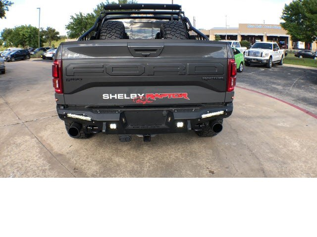 2018 F-150 SuperCrew Cab 4x4,  Pickup #183140 - photo 4
