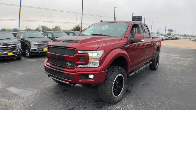 2018 F-150 SuperCrew Cab 4x4,  Pickup #183346 - photo 3