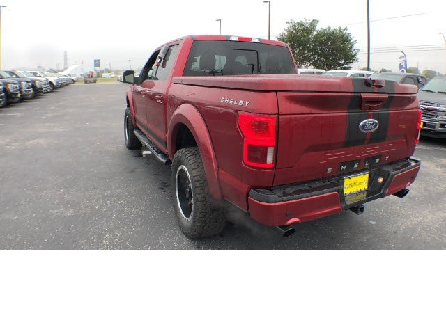 2018 F-150 SuperCrew Cab 4x4,  Pickup #183346 - photo 4