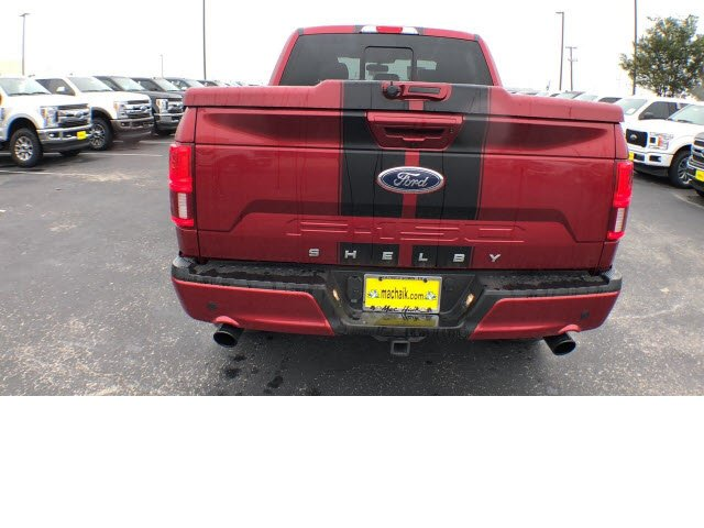 2018 F-150 SuperCrew Cab 4x4,  Pickup #183346 - photo 5