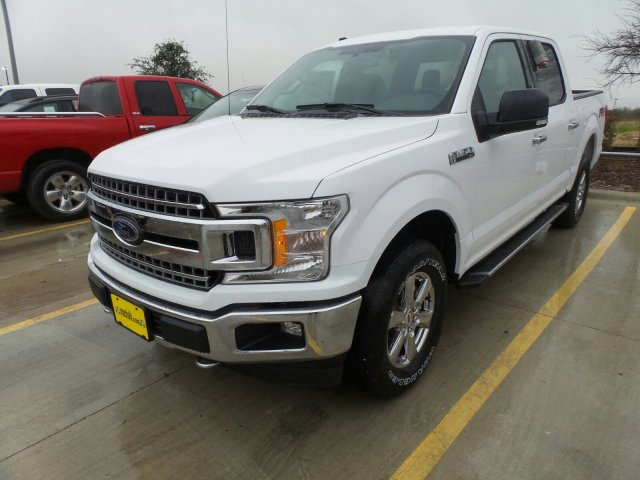 2018 F-150 SuperCrew Cab 4x4,  Pickup #183450 - photo 1