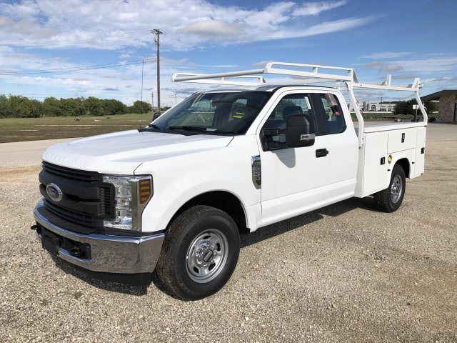 2019 F-250 Super Cab 4x2,  Knapheide Aluminum Service Body #190215 - photo 1