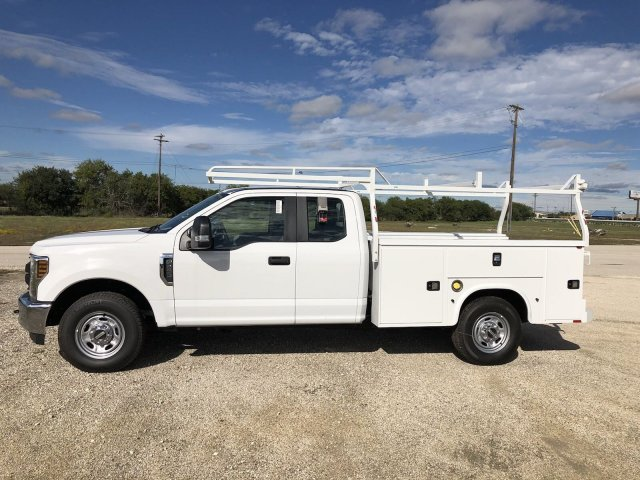2019 F-250 Super Cab 4x2,  Knapheide Aluminum Service Body #190215 - photo 3