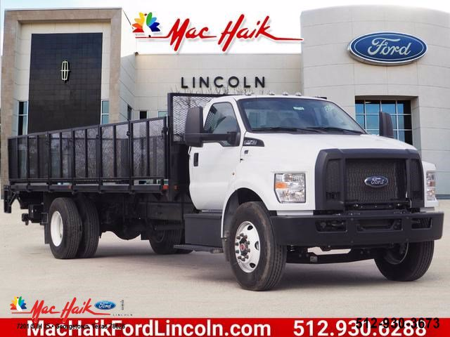 2019 Ford F-750 Regular Cab DRW 4x2, Stake Bed #193174 - photo 1