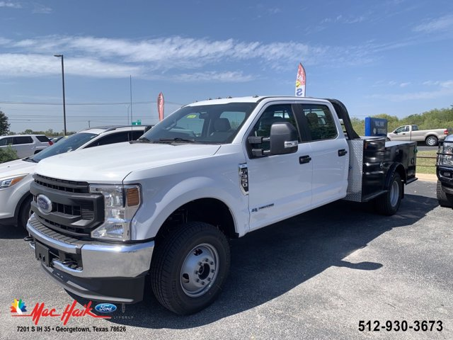 2020 Ford F-350 Crew Cab DRW 4x4, CM Truck Beds Hauler Body #202580 - photo 1