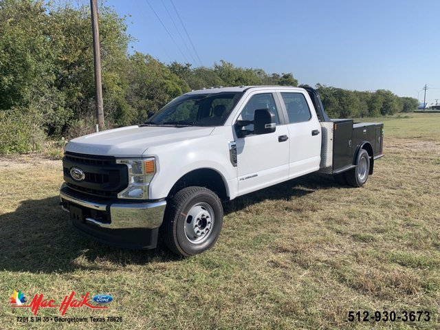 2020 Ford F-350 Crew Cab DRW 4x4, CM Truck Beds Hauler Body #202581 - photo 1