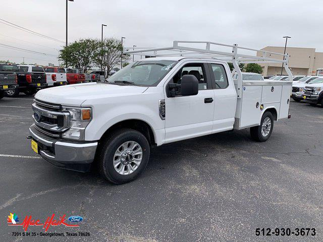 2021 Ford F-250 Super Cab 4x2, Royal Truck Body Service Body #210320 - photo 1