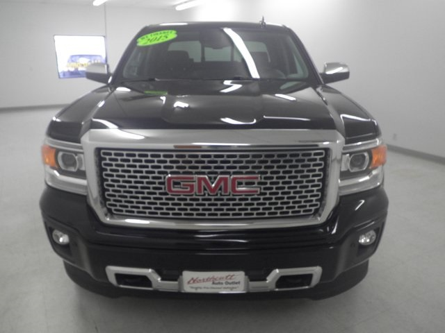 2015 Sierra 1500 Crew Cab 4x4, Pickup #A17123 - photo 7