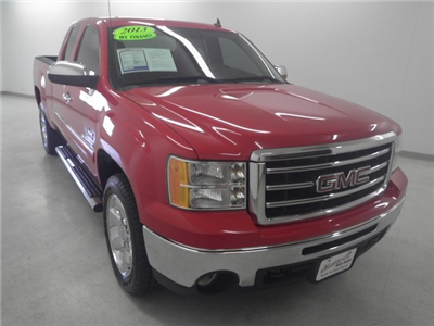 2013 Sierra 1500 Extended Cab, Pickup #A17135 - photo 1