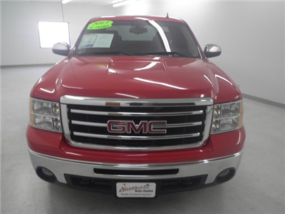 2013 Sierra 1500 Extended Cab, Pickup #A17135 - photo 4