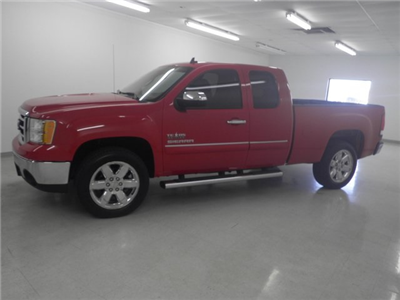 2013 Sierra 1500 Extended Cab, Pickup #A17135 - photo 6