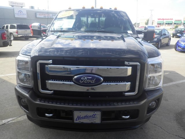 2015 F-350 Crew Cab DRW 4x4, Pickup #TG199B - photo 17