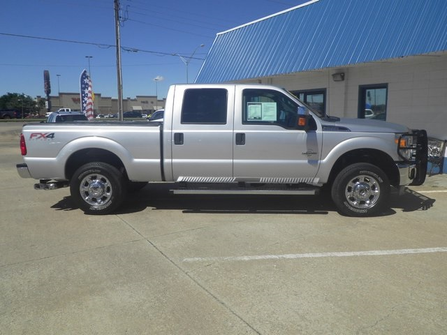 2013 F-250 Crew Cab 4x4, Pickup #TG301C - photo 3