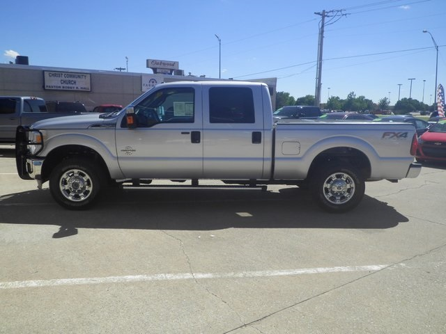 2013 F-250 Crew Cab 4x4, Pickup #TG301C - photo 4