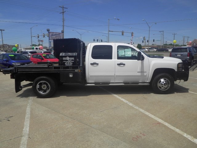 2014 Silverado 3500 Crew Cab 4x4, Other/Specialty #TG410A - photo 3