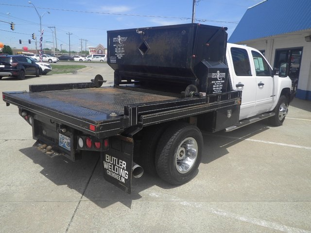 2014 Silverado 3500 Crew Cab 4x4, Other/Specialty #TG410A - photo 2