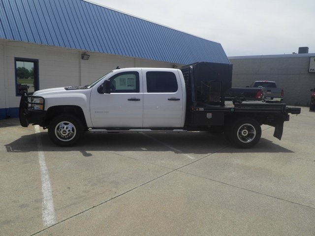 2014 Silverado 3500 Crew Cab 4x4, Other/Specialty #TG410A - photo 4
