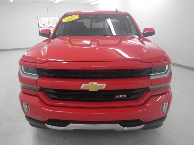 2016 Silverado 1500 Crew Cab 4x4, Pickup #TH061A - photo 17